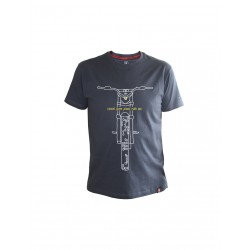 T-Shirt Hebo-Montesa Ride Me