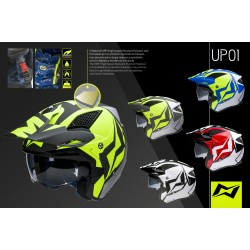 Helm Mots JUMP UP01